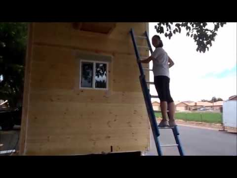 Tiny house, will travel - St George area Utah