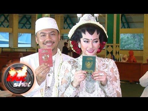 Prosesi Pernikahan Ratu Felisha-Ari Pujianto - Hot Shot 01 Mei 2016