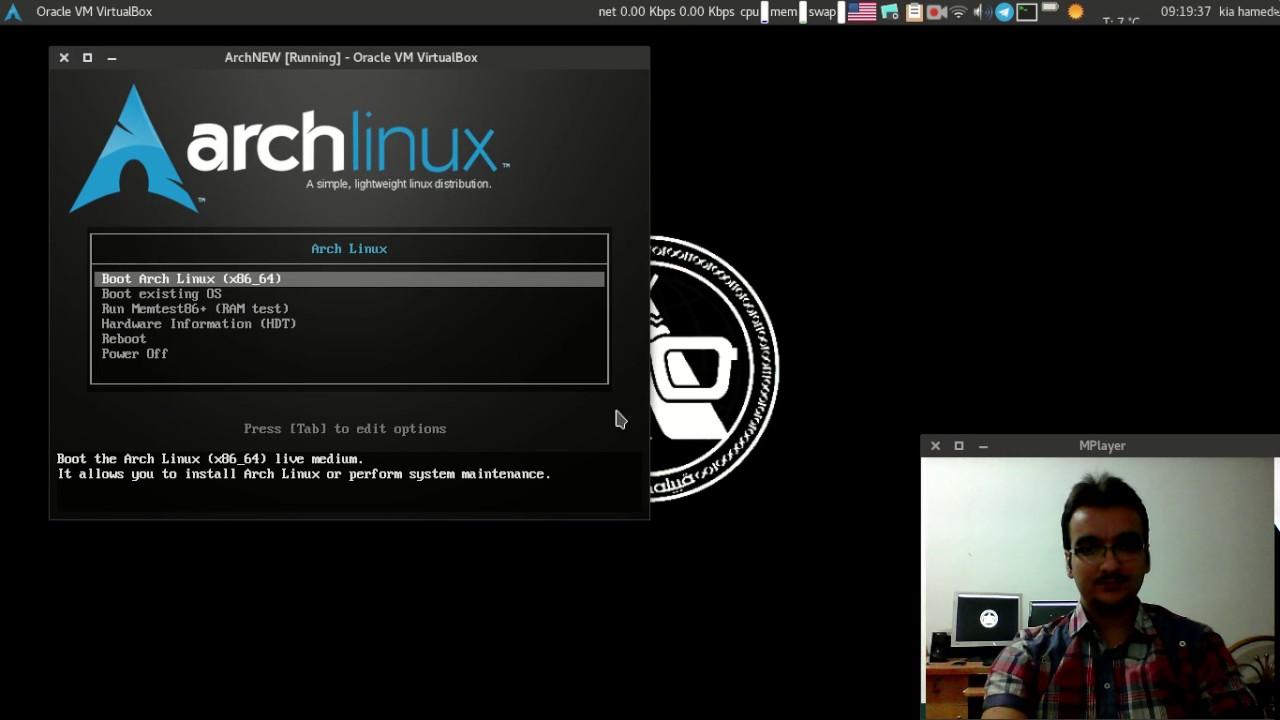 Arch Linux Part2