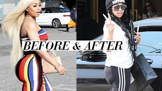 Blac Chyna Has HILARIOUS Accident After Attempting Viral Challenge