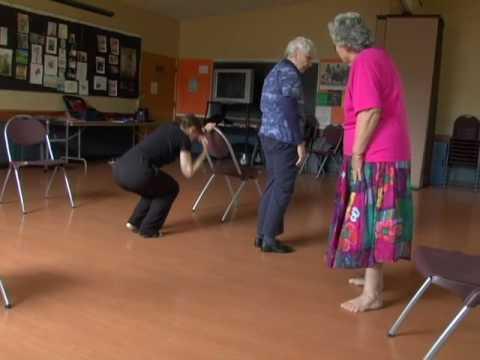 Impromptu No Tutu Movement Ensemble, Albany Senior Center