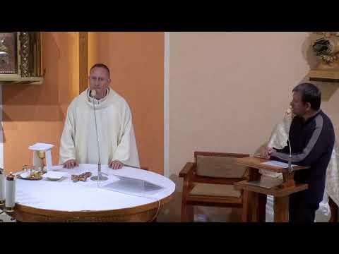 19 - o. Dominik Chmielewski SDB – Záchrana pre svet: skryť sa v srdci Panny Márie
