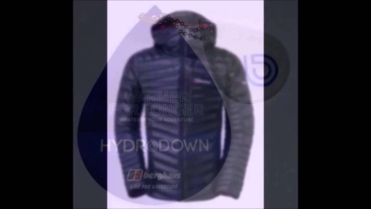 on sale 245b6 4e02f Test hidrofobicidad Extrem Microdown Jacket by Berghaus