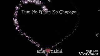 30 sec whtap status tum ho gham ko chupaye must watch for broken hearts