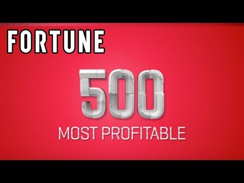 The Most Profitable Company on the 2018 Fortune 500 I Fortune