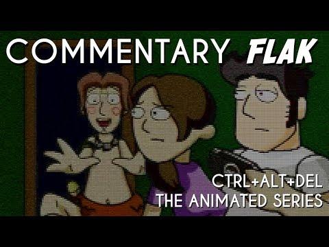 Commentary Flak - Ctrl+Alt+Delete (This) 【w/Liam】