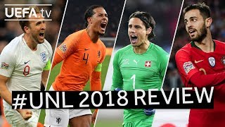 UEFA Nations League Group Stage Review