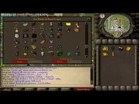 RS gods bank vid