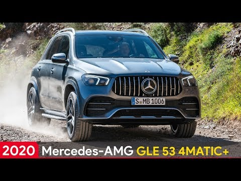 2020 Mercedes GLE 53 AMG - Exhaust & Specifications