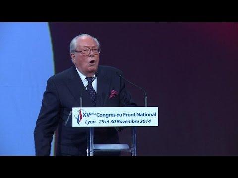 """Le Pen: """"Marine sera la présidente de la République"""""""