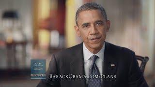 Determination - Obama for America TV Ad