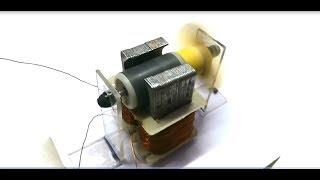 BRUSHLESS MOTOR from burned cooler pump motor