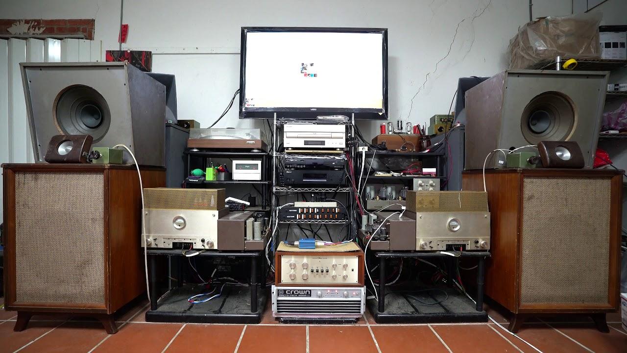 Summertime 艾拉費茲潔拉與路易斯阿姆斯壯合唱測試裝箱全音域喇叭的聲音 - YouTube