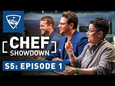Chef Showdown | Season 5: Episode 1 | Topgolf