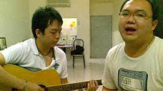Cry on My Shoulder (Acoustic - Cover) - Rwin Wilson