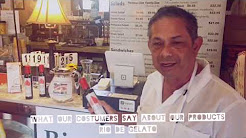 What our costumers say about our products? Rio de Gelato | San Antonio (ILOVEACEITE US)