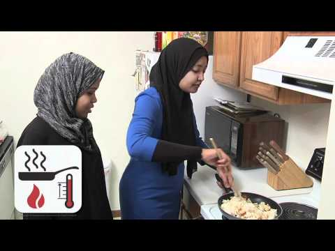 Keep Your Food Safe (Arabic version)