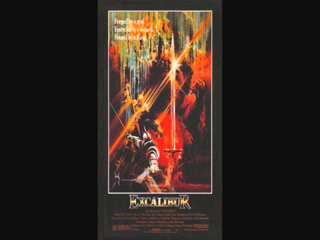 Trevor Jones   Excalibur OST   Camelot