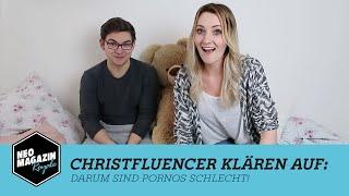 Christfluencer klären auf: Darum sind Pornos schlecht! | NEO MAGAZIN ROYALE mit Jan Böhmermann