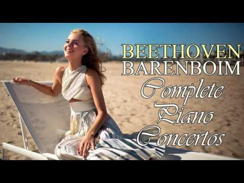 Beethoven   Complete piano concertos and Choral Fantasy Op 80 B