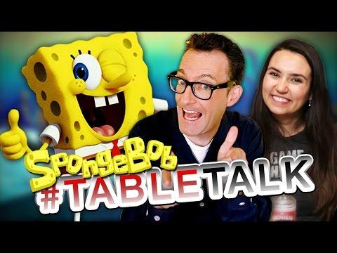 SpongeBob Voice Tom Kenny Speaks Out on #TableTalk!!