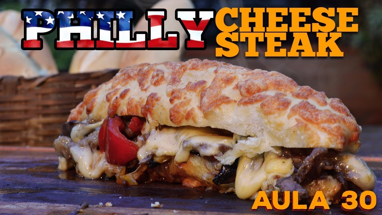 Philly Cheesesteak (Como fazer o melhor sanduíche do MUNDO!) / Cansei de ser Chef