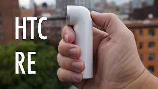 HTC Re Hands-On: Something Different from HTC