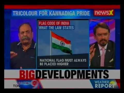 Karnataka government proposes new state flag; why at poll time, asks BJP: Nation at 9