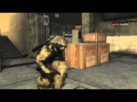 Metal Gear Online: Contingency Plan