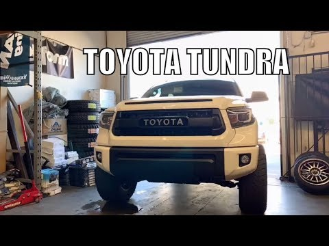 Multiple TOYOTA TUNDRA,  Lifted King 2.5 Remote Resi w/ Adjusters