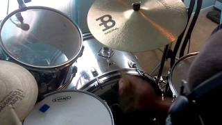 Neville Brothers - Fire on the Bayou (Drum Cover)
