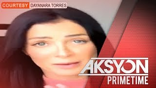 Miss Universe 1993 Dayanara Torres, mayroong skin cancer