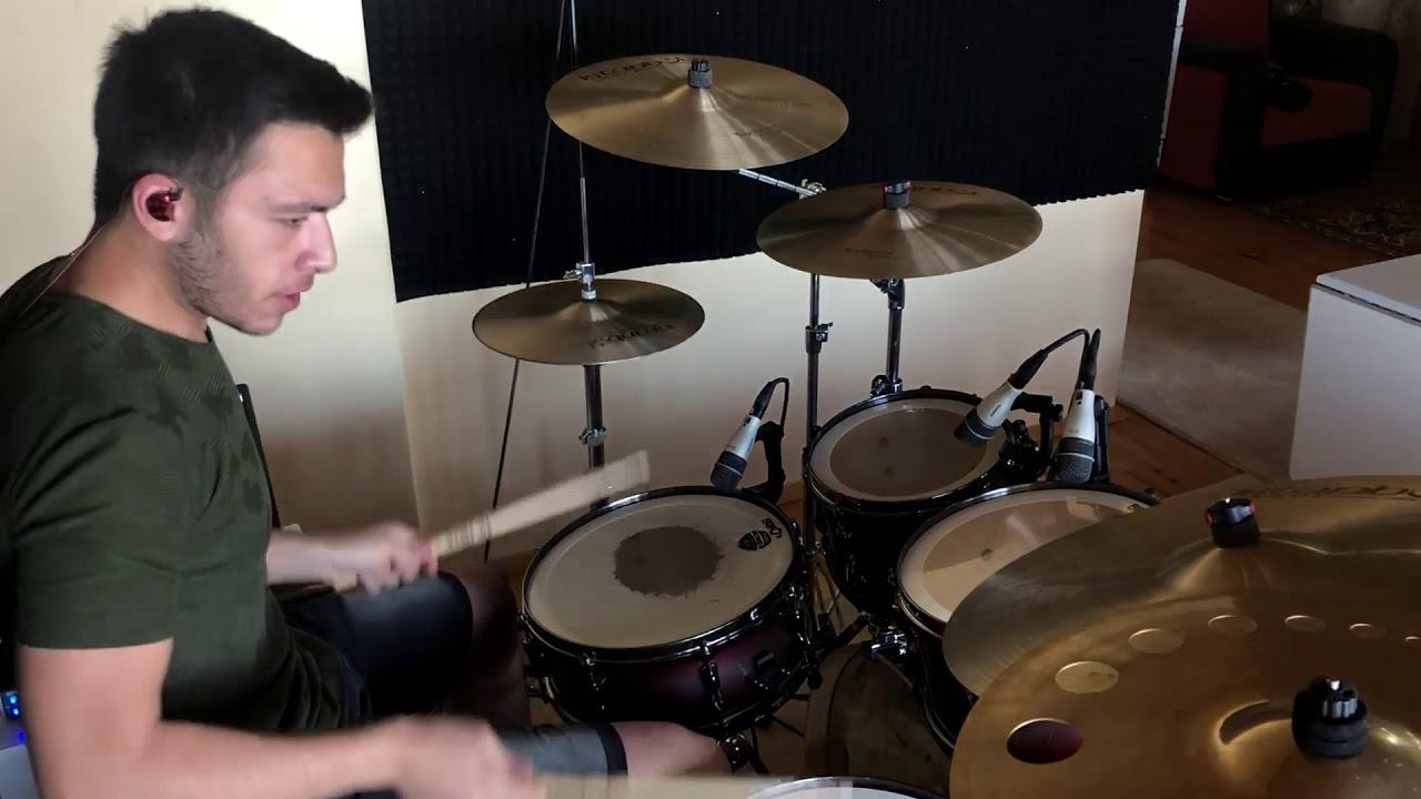 Duman - Herşeyi Yak - Drum Cover 2