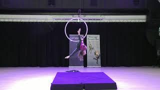 Александра Гинзбург - Catwalk Dance Fest IX[pole dance, aerial]  30.04.18.