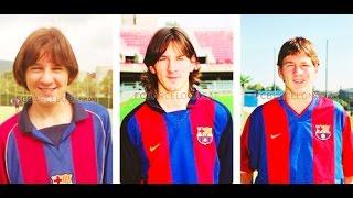 Skill Perjalanan Lionel Messi Dari Akademi Barcelona Sampai Masuk Tim Utama.