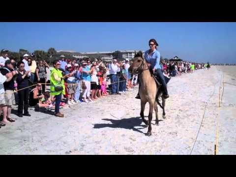 Marsh Tacky Race 2011 - Hilton Head Island