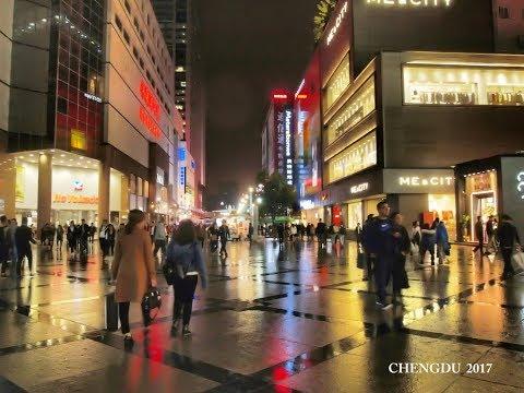 Chengdu 2017: la mégalopole  ZEN