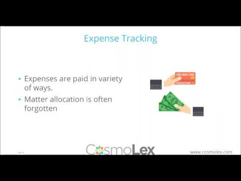 Law Firm Financial Security: Top 10 Tips | CosmoLex Webinar