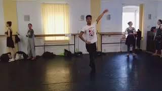Oliver Chang ballet !!!!!!!