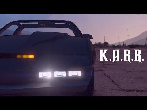 K.A.R.R. | Short GTA V Movie