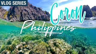 Best of The Philippines! Coron Island, Palawan