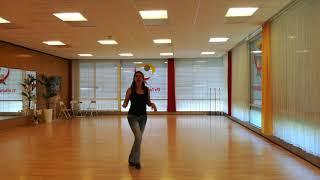 Island in the Stream - Line Dance (Dance & Teach)