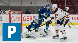 Coach Travis Green on Canucks 5-3 loss to Edmonton Oilers | The Province