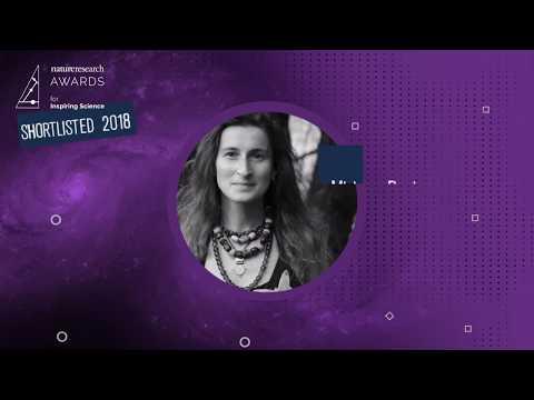 Shortlisted for the Inspiring Science Award: Mirjana Pović