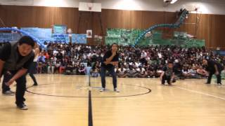 Monsterz Inc. Senior Rally Performance 2013 (LBHS)