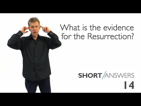 What is the evidence for the Resurrection?     Andy Bannister