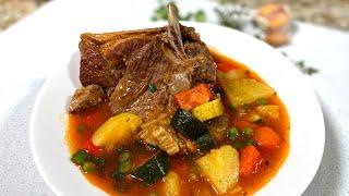 Жаркое по домашнему Тушеное мясо с картошкой Как приготовить жаркое с мясом Баранина рецепты Рагу