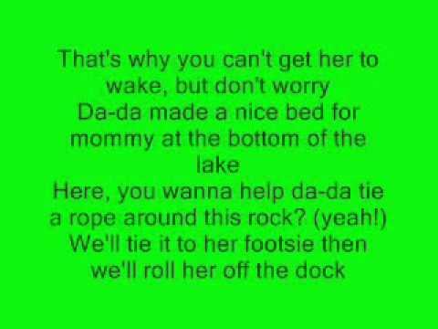 Eminem 97 Bonnie And Clyde Lyrics