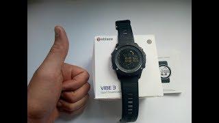 36 місяців без підзарядки. Смарт годинник Zeblaze Vibe 3 короткий огляд, інструкція, налаштування, відгуки.