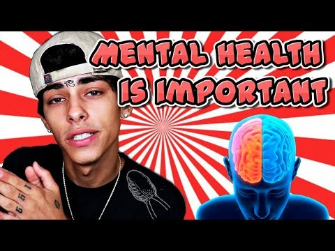MENTAL HEALTH IS IMPORTANT (Lets Talk)